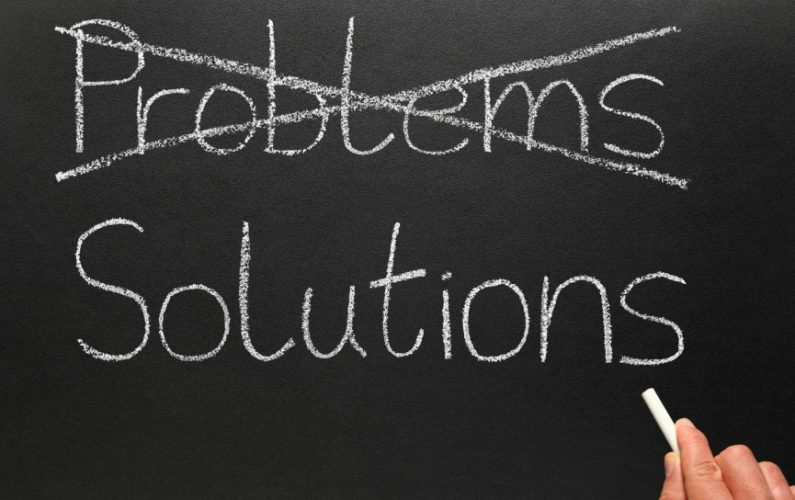 No Problems - solutions